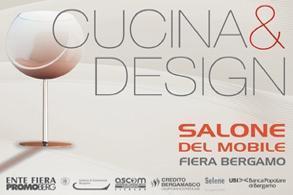 cucina&design al salone del mobile bergamo