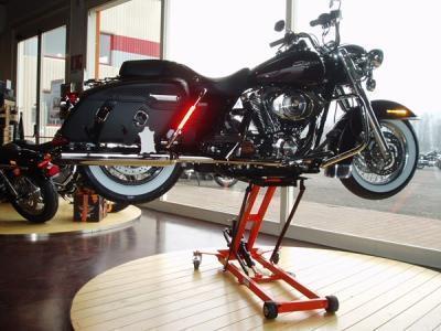 sollevatori moto