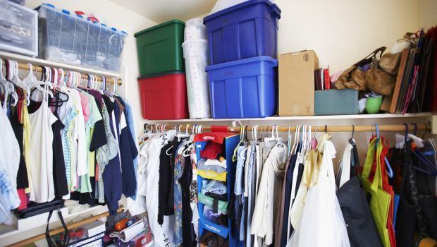 Realizzare ripostigli e cabine armadio