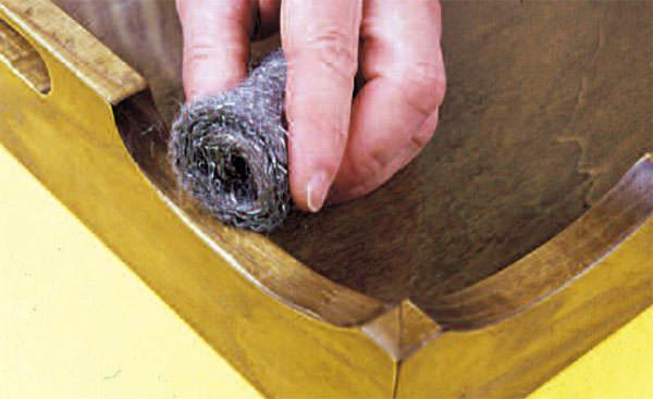 La paglietta d'acciaio