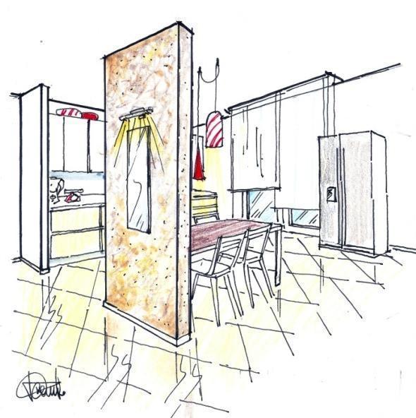 Divisorio ingresso soggiorno il miglior design di for Miglior software di costruzione della casa