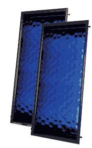 Super Solar Maxi Plus: collettori