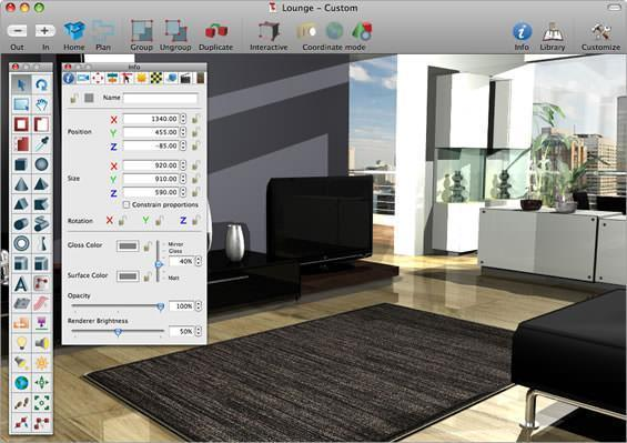 Casa immobiliare accessori programmi per interior design for Programmi interior design