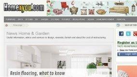 Homexyou, il sito in inglese sulla casa