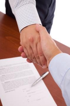 Contratto scritto