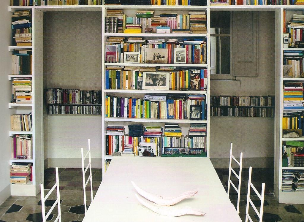 Libreria Con Led: Cartongessi realizzazioni mobili pareti attrezzate ...