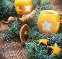 Decorazioni natalizie eco-friendly e biodegradabili
