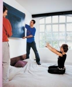 arredare casa con stampe e quadri