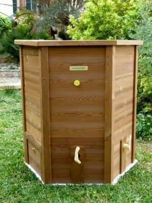 Compostiera domestica di Kompost.com