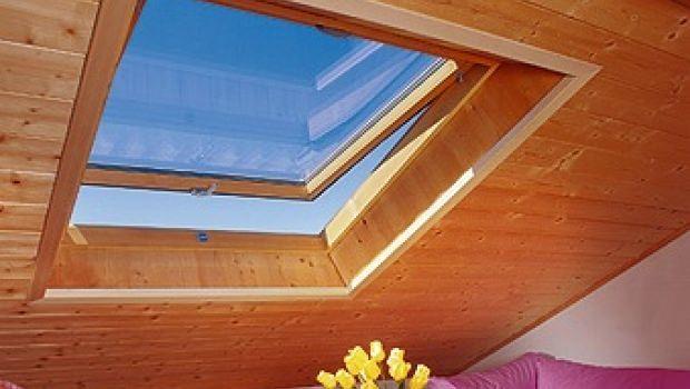 Finestre per il tetto for Finestre a tetto