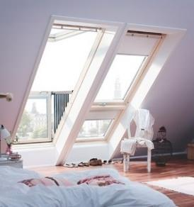 Finestre per il tetto for Finestre per abbaini