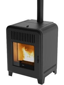 Stufe e termocamini per riscaldare in maniera intelligente - Stufa a pellet per piccoli ambienti ...