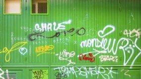 Pulitore ecologico da graffiti