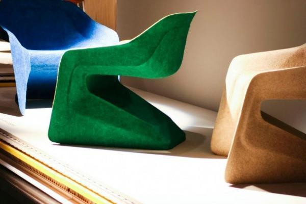 Moroso: Hemp Chair