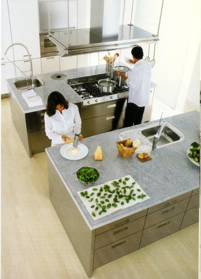 Cucina a isole - Isole da cucina ...