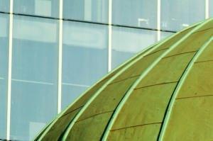 rame facciata architettura