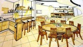 Taverna in casa