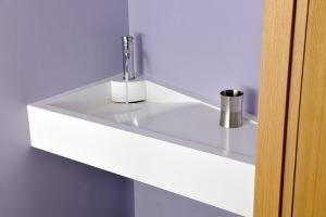 lavabo sospeso moon asimmetrico : lavabo asimmetrico ditta Image