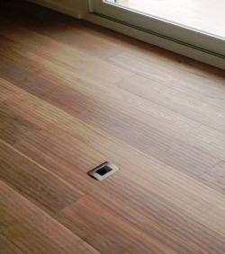 presa a pavimento