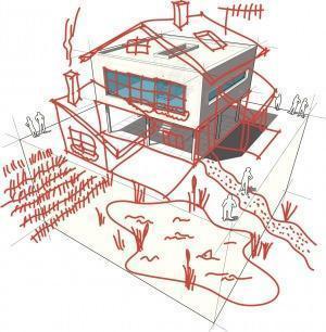 ristrutturazione e ampliamento con piano casa