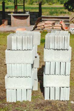 blocchi di cemento
