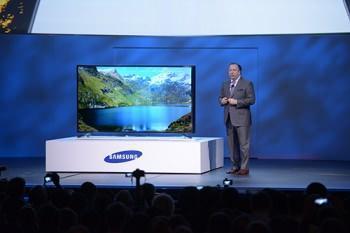 Samsung al CES 2014