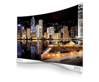 LG: TV OLED curvo