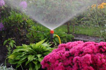 impianto d'irrigazione automatico