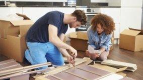 Smontaggio e montaggio mobili per trasloco
