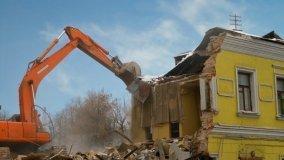 Detrazione per demolizione con ricostruzione
