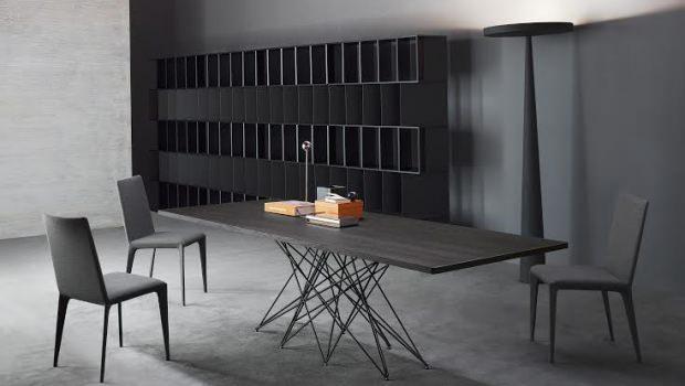 Tavolo Allungabile In Cristallo Forum.Tavoli Fissi E Tavoli Allungabili Moderni