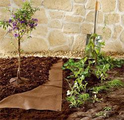 pacciamare orto e giardino