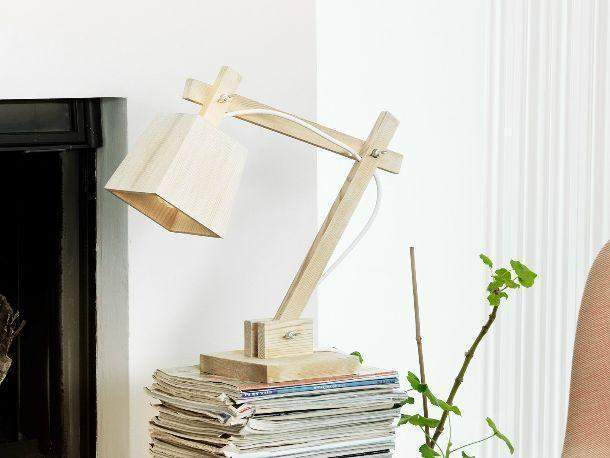 Wood Lamp di Muuto