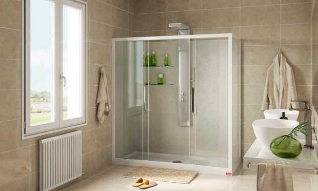 Trasformazione vasca in doccia - Sostituire la vasca da bagno ...