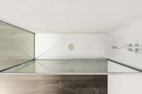 Trasformare la vasca in doccia guadagnando spazio