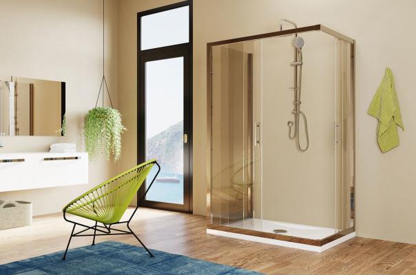 Trasformare vasca da bagno in doccia con i modelli di Remail