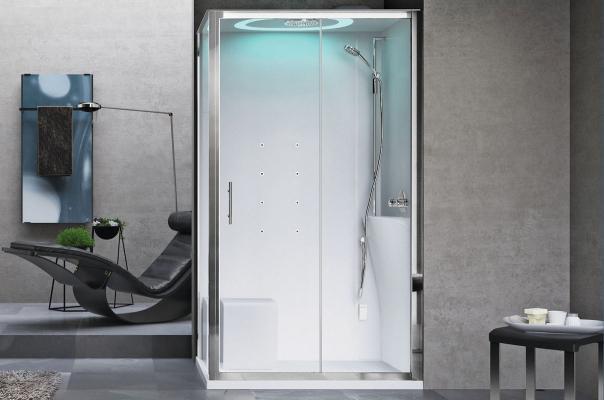 Idee per trasformare la vasca in box doccia