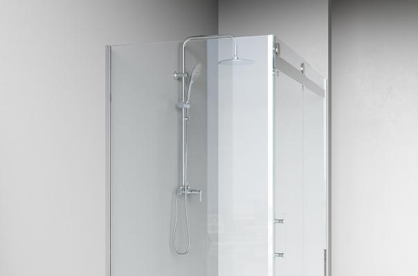 Trasformazione vasca da bagno in doccia con Remail