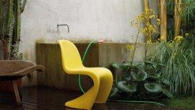 Sedia cantilever ovvero sedia sbalzo
