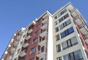 facciata di condominio