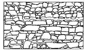 i corsi nei muri a secco ( da presentazione lezione muri e fondazioni)