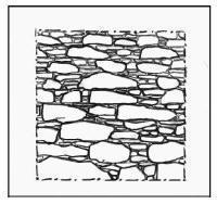 i giunti nei muri a secco ( da presentazione lezione muri e fondazioni)