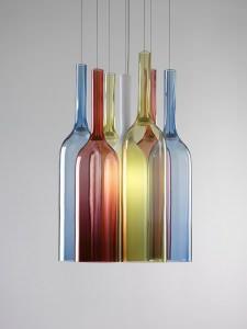 lampada multicolor jar rgb