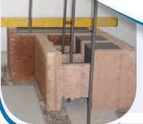 Blocco di legno cemento (Isobloc strutture per l'edilizia)