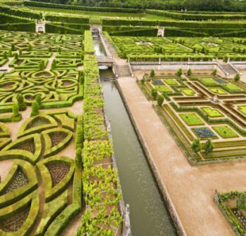 Jardins Chateau Villandry