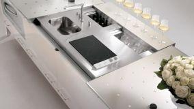 Spendide cucine in stile luxury