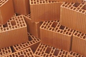 materiali da costruzione: mattoni