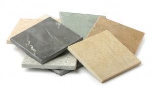 materiali da costruzione: piastrelle