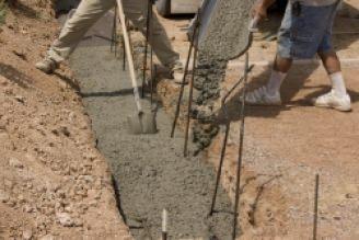 fondazioni in cemento armato