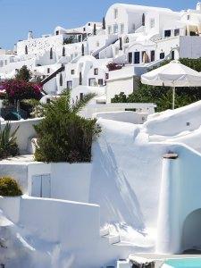 Come scegliere il colore esterno della casa - Colore esterno casa bianco ...